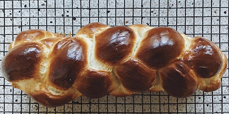 Online Baking Workshop: Challah Bread (Virtual via Zoom) tickets
