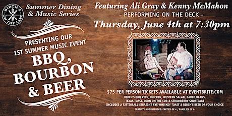 Birch's BBQ, Bourbon & Beer Summer Dining & Music tickets