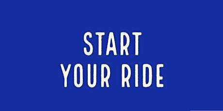 Start Your Ride tickets