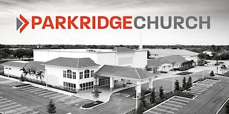 Parkridge Church Service: 9AM tickets
