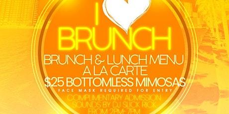 I ❤️ Brunch @ Lounge Sundays tickets