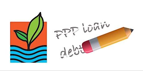 PPP Loan Forgiveness - a DreamSpring Webinar tickets