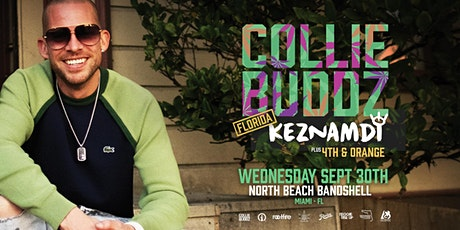 COLLIE BUDDZ, KEZNAMDI, and 4TH & ORANGE - MIAMI tickets