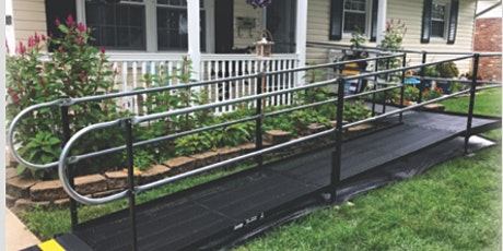 Wheelchair Ramps:  Your Key to Care Transition 1 CEU tickets