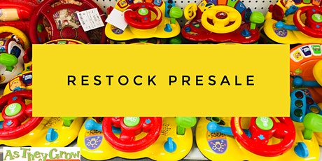 Friday Restock PreSale tickets