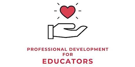 Educators: Managing Stress, Secondary-Traumatic Stress, Selfcare Strategies tickets