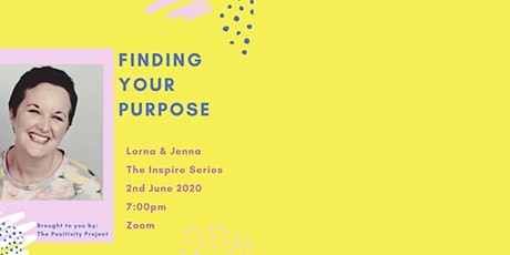 Finding Your Purpose Seminar tickets