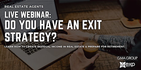 LIVE WEBINAR: Create a Retirement Strategy and Start Building YOUR RE Team! tickets