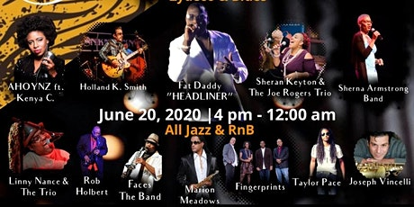 Juneteenth Live Streaming Music Festival tickets