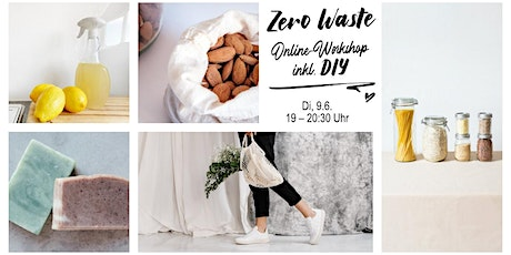 Zero Waste Online-Workshop Tickets