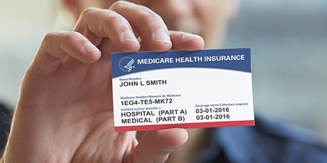 New To Medicare Workshop - Online tickets