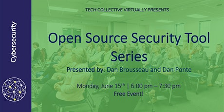 Open Source Security Tool Training tickets