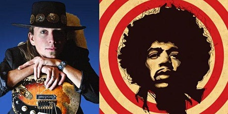 Stevie Ray Vaughan vs Jimi Hendrix with Texas Flood and Forever Hendrix tickets