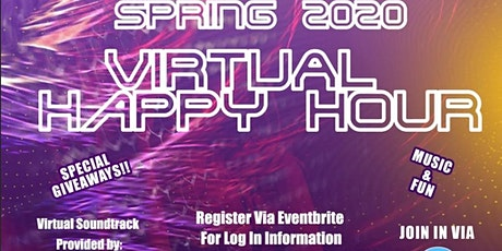 AP Tureaud Spring 2020 Virtual Happy Hour tickets