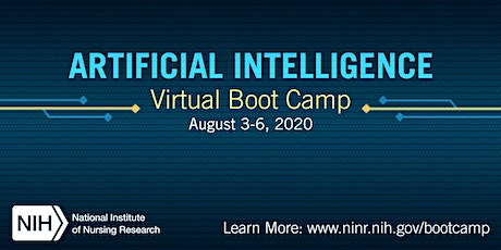 NINR Methodologies Boot Camp: Artificial Intelligence tickets