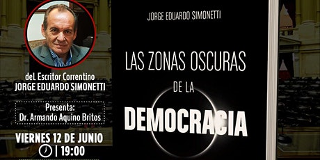 CLUB DE LA LIBERTAD - PRESENTACIÓN LIBRO - JORGE SIMONETTI entradas