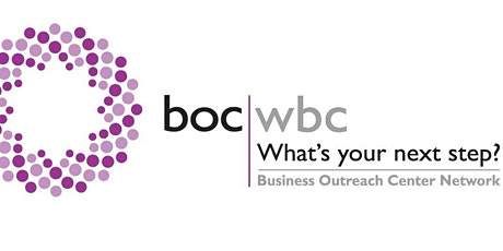 BOC Women Business Owner's  New Peer Support Groups  Information Session tickets