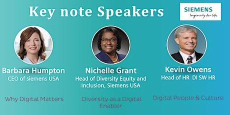 Siemens Digitalization & Co-work Symposium, Atlanta tickets