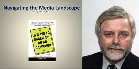 Navigating the Media Landscape tickets