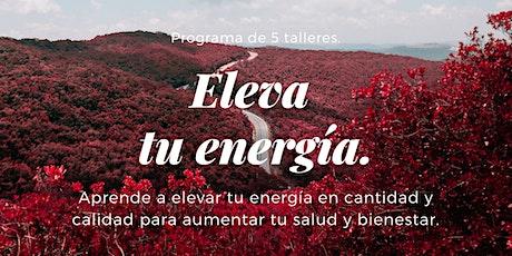 Eleva tu energía - Con Instituto Sairnara boletos