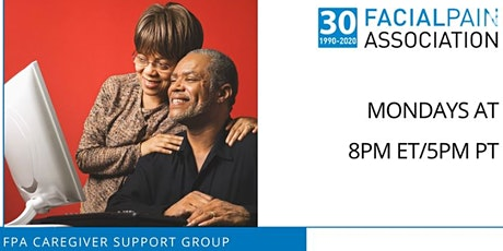 FPA Caregivers Virtual Support Group entradas