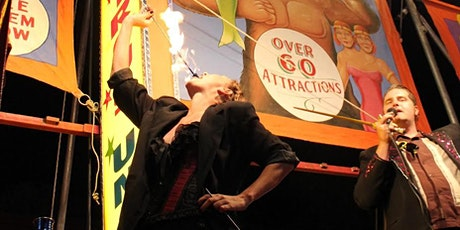 Atlas Obscura: Inside the American Sideshow tickets