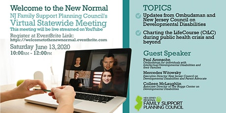 [LIVE STREAMING] Welcome to the New Normal tickets