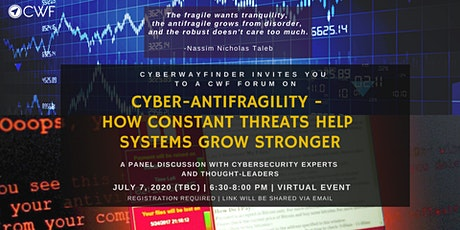 Cyber Antifragility: How Constant Threats Help Make a System Stronger tickets