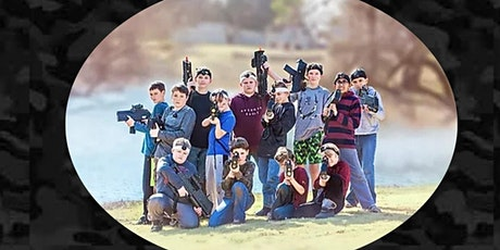 War in the Woods Open Play Outdoor Laser Tag tickets