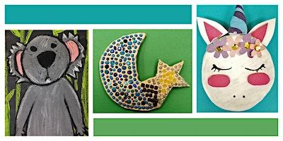 Kidcreate Art Kits- Available Until 6/4