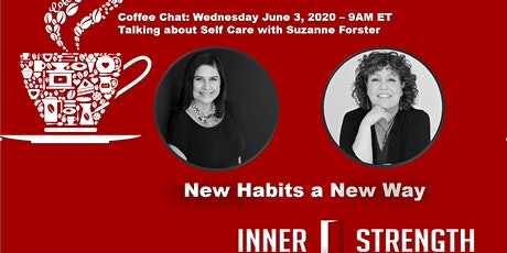 Inner Strength Coffee Chat tickets