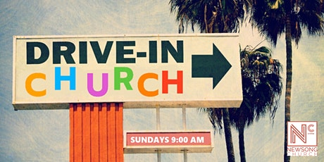 Drive-in Worship Service tickets