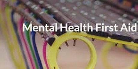 Adult Mental Health First Aid - Full 2 Day Certificate Course- Live,Virtual tickets
