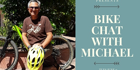 Resilient San Leandro: Bike Chat with Michael Gregory tickets