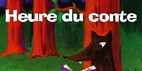 ONLINE Heure du Conte (FR) tickets