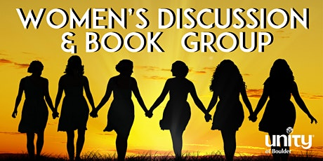 Women's Discussion & Book Group tickets