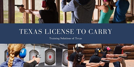 License To Carry (Formerly Concealed Carry) tickets