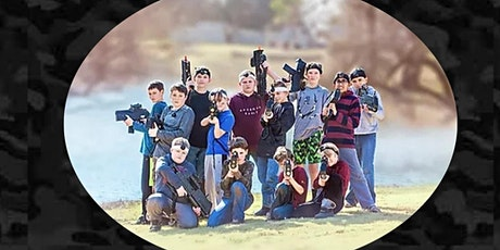 Outdoor Laser Tag Summer Day Camp tickets