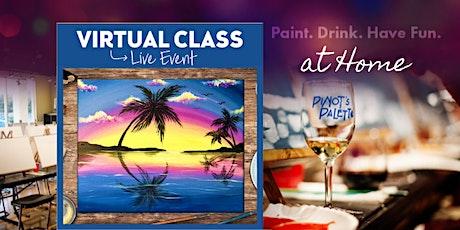 Island Dreams - Live Interactive Virtual Class tickets