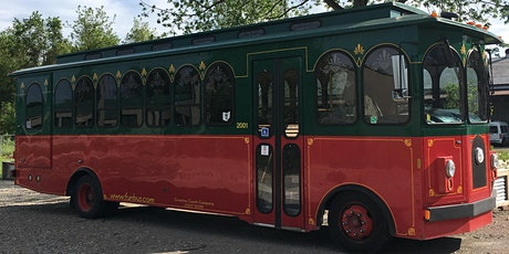 Glass Town Trolley Tours tickets