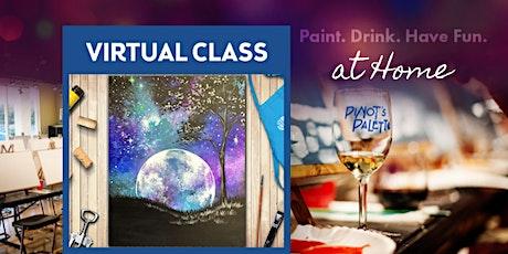 Celestial Evening - Live Interactive Virtual Class tickets