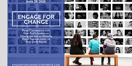 Engage for Change | Minority Board Leadership Panel tickets