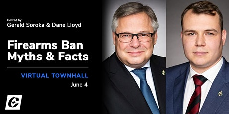 Virtual Townhall: Firearms Ban Myths and Facts tickets