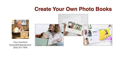Create Your Own Photo Books tickets