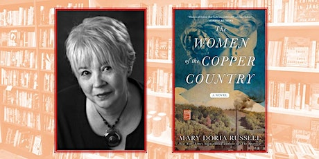 Gramercy Book Club: Mary Doria Russell and The Women of the Copper Country tickets
