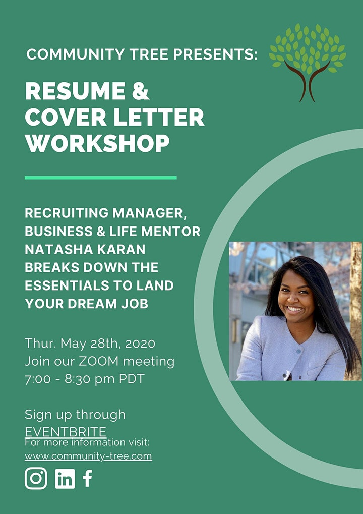 Resume and Cover Letter Workshop image