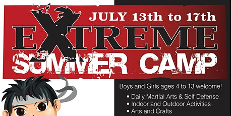 Extreme Summer Camp tickets