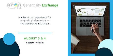 Generosity Exchange tickets
