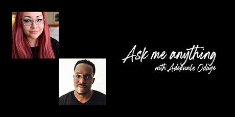 30min AMA with Jina Anne featuring Adekunle Oduye tickets