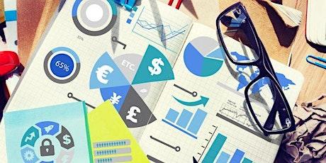 Curso de Valuation – Avaliação de Empresas – Online – Transmissão ao Vivo ingressos